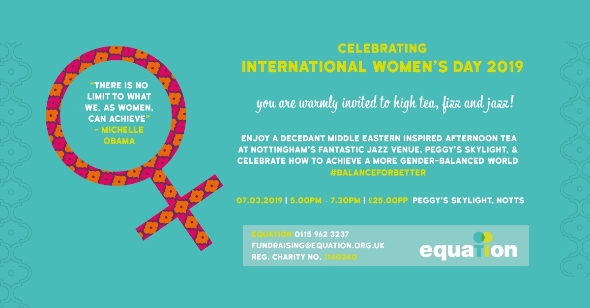 IWD Flyer - Facebook cover