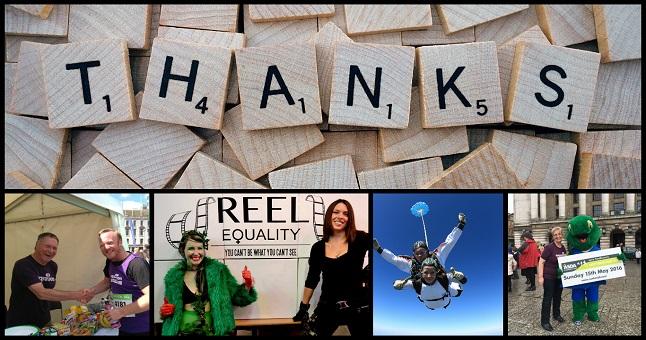 Volunteer's week : Thank You!