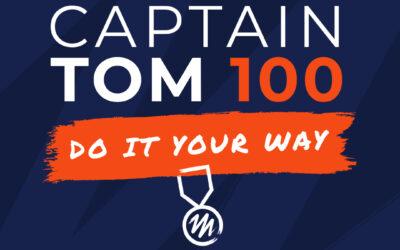 The Captain Tom 100 Challenge